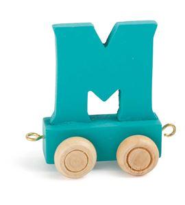 Tren de letras colorido m - 10363