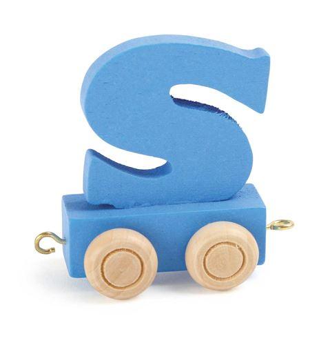 Tren de letras colorido s - 10369