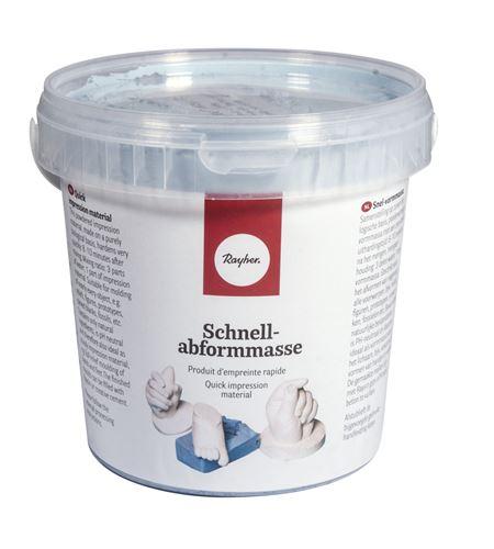Pasta para crear moldes 500gr. - 3413100