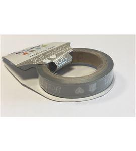 Masking tape gris - fait maison - 11006757