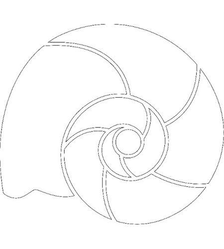 Plantilla de referencia para álbumes - espiral - VIGRI10