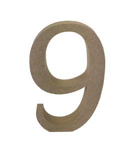 Número dm - 9 - TCMDF009