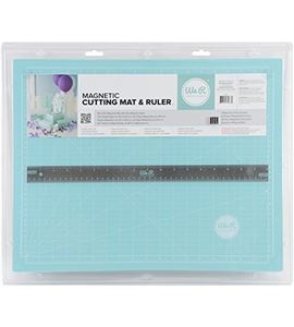 Magnetic mat & magnetic ruler - 70938-1