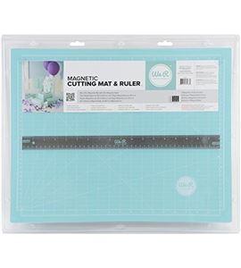 Magnetic mat & magnetic ruler - 70938-1