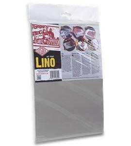 Set de 2 láminas de linóleo 305x203 - 3.2-L4-2