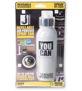 Botella de aerosol rellenable youcan - ACC8000