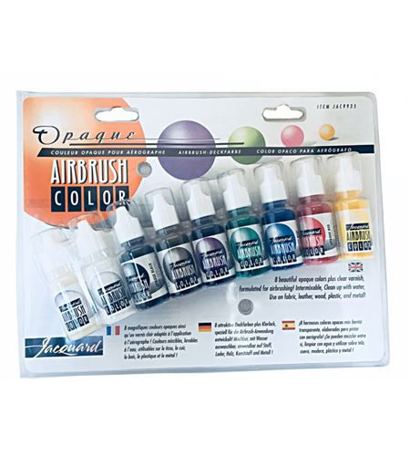 Kit airbrush - colores opacos - IJAC9935