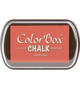 Tampón de tinta chalk - lipstick red - CL71037