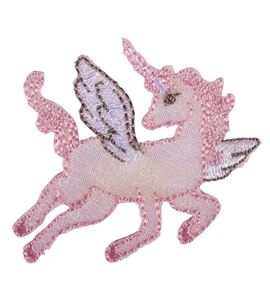 Parche de unicornio rosa - 53948000