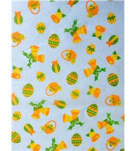 Set de papel de decoupage - huevos de pascua - 12003067