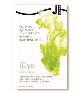 Tinte idye para fibras naturales - chartreuse (verde claro) - JID1422 CHARTREUSE