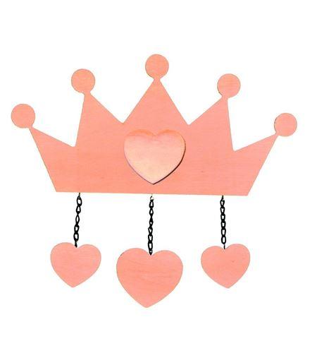 Marcos fantasía corona y corazón - 14001590