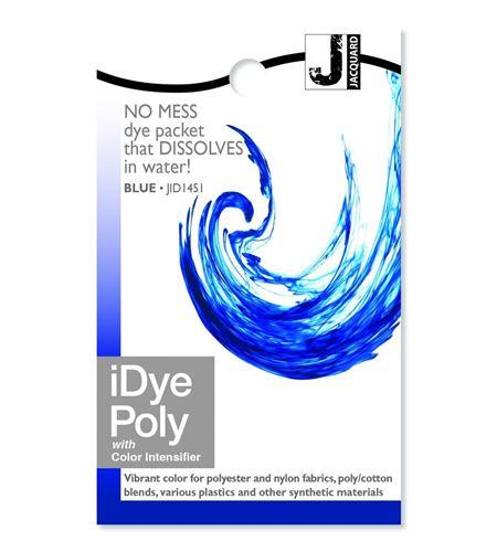 Tinte idye poly para fibras sintéticas - blue (azul) - JID1451_IDYEPOLY_BLUE_REV12-30-14