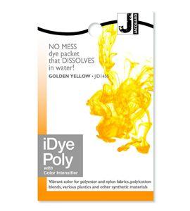 Tinte idye poly para fibras sintéticas - golden yellow (amarillo dorado) - JID1455_IDYEPOLY_GOLDEN YELLOW