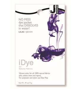 Tinte idye para fibras naturales - lilac (lila) - JID1414 LILAC
