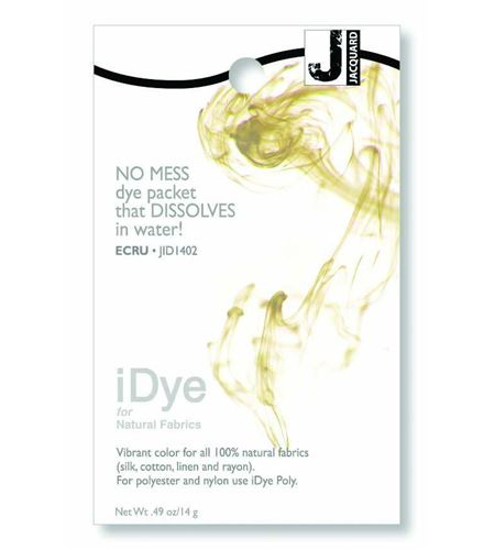 Tinte idye para fibras naturales - ecru - JID1402 ECRU
