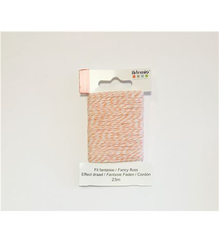Cordón de fantasía - naranja - 13080007