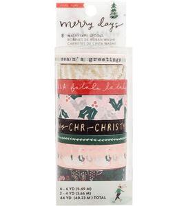 Set de washi tapes merry christmas - 344516