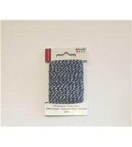 Cordón de fantasía - azul - 13080008