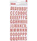 Set de abecedario adhesivo maggie