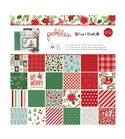 Pack de papel de scrapbook cozy&bright