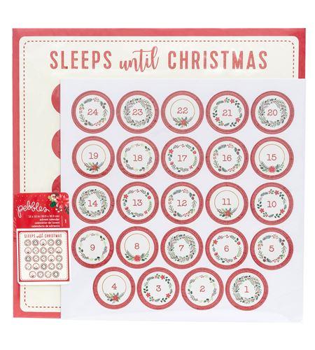 Calendario de adviento sleep until christmas - 733944