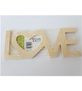 Marco madera love - 14001467