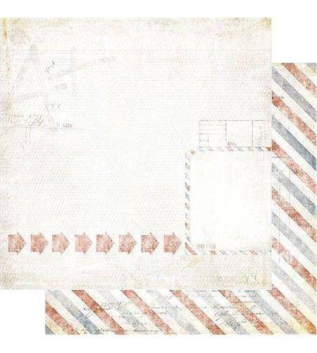 Papel de scrapbook - arrows - 19419
