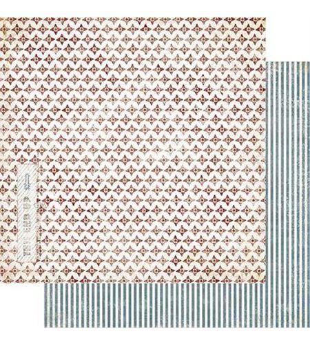Papel de scrapbook - this end up - 19423