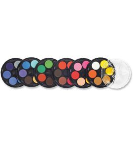Set de acuarelas - 36 colores - AM-KN361804