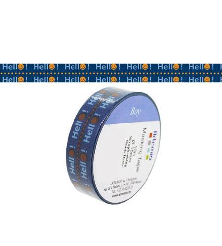Masking tape - hello - 11006582