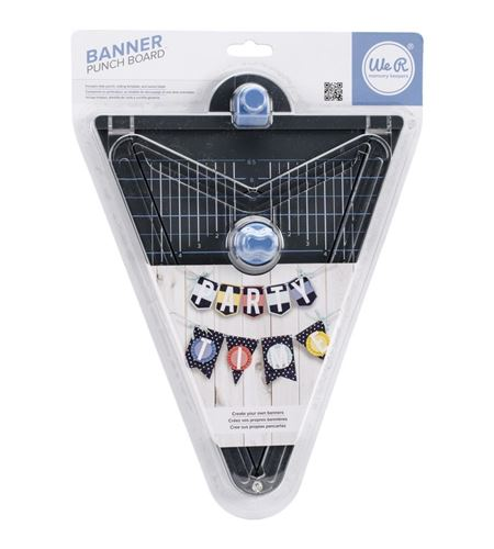 Banner punch board - 662565G