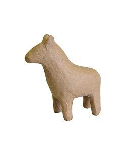 Papel maché para decorar - caballo - 14030062