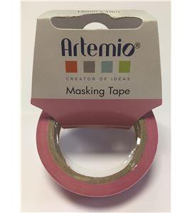 Masking tape - rosa liso - 11006800