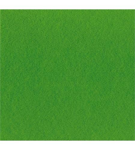 Lámina de fieltro de 30x30 - verde hierba - FE3946
