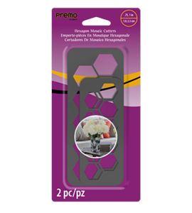 Cortador premo - mosaic hexagon - AMM1013