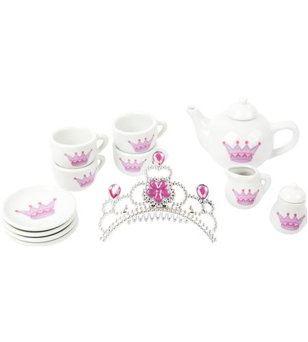 """Juego de té """"corona de porcelana"""" - 11273"""