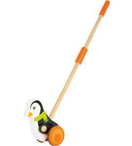Animal para empujar pingüinito - 10868