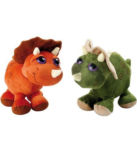 "Dinosaurio de peluche ""triceratops"" - 2819"