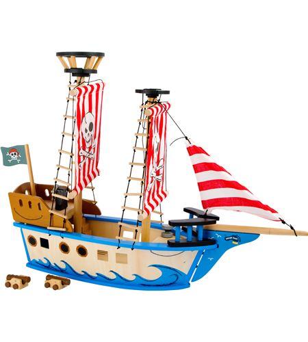 Barco pirata jack - 10469