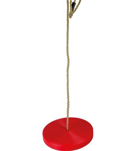 Columpio de tabla, rojo - 6118