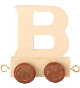 Letra tren b - 7461