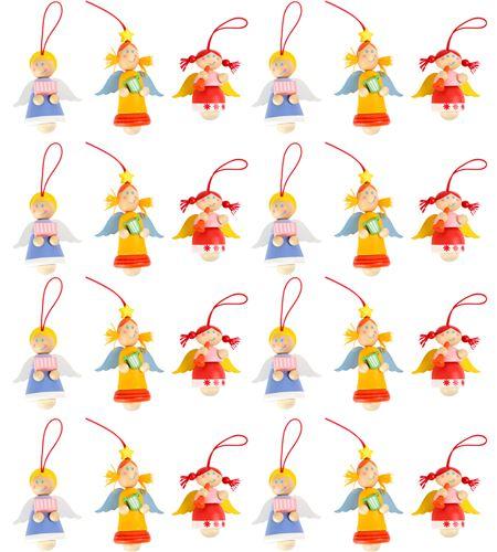 Set de repuesto ángeles para colgar - 10255