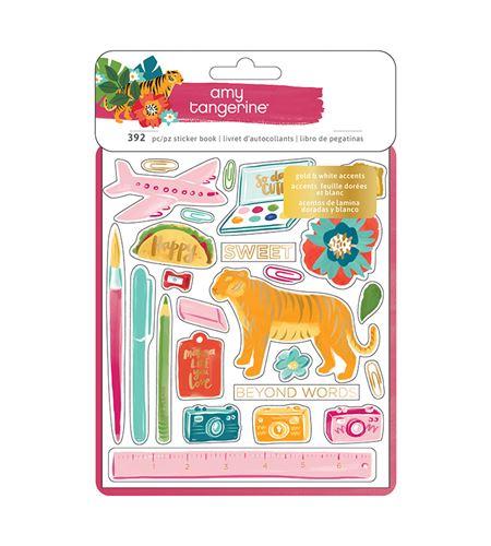 Libro de stickers - 341884