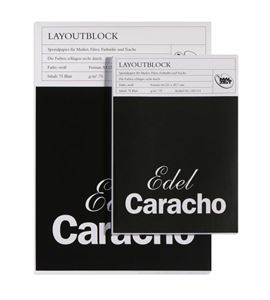 Layoutblock edel caracho 75g, a3, 75bl. - 183113