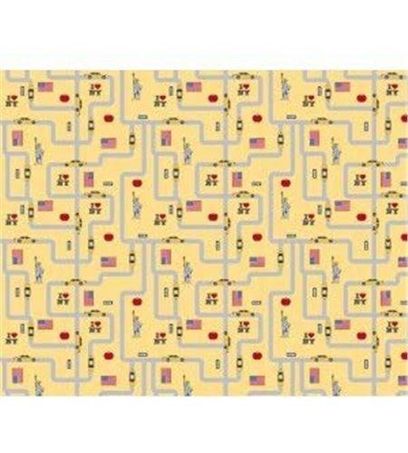 Papel de decoupage - nueva york - 12003048