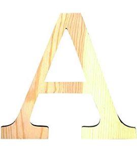 Letra madera pequeña a - 14001081