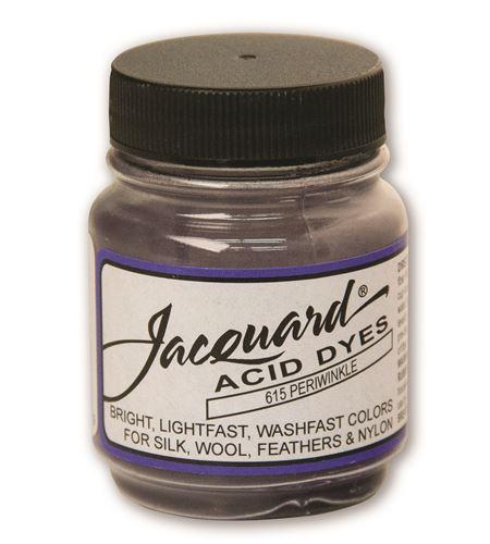 Acid dye 14gr. #periwinkle - JAC1615_ACID DYE-PERIWINKLE-HALF-OZ_CMYK