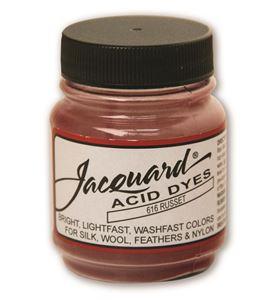Acid dye 14gr. #russet - JAC1616_ACID DYE-RUSSET-HALF-OZ_CMYK