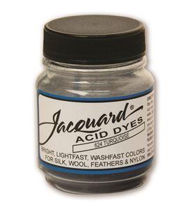 Acid dye 14gr. #turquoise - JAC1624_ACID DYE-TURQUOISE-HALF-OZ_CMYK